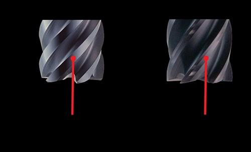 comparison of cutting edges