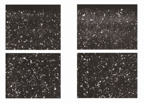 micrographic examination of stainless steel