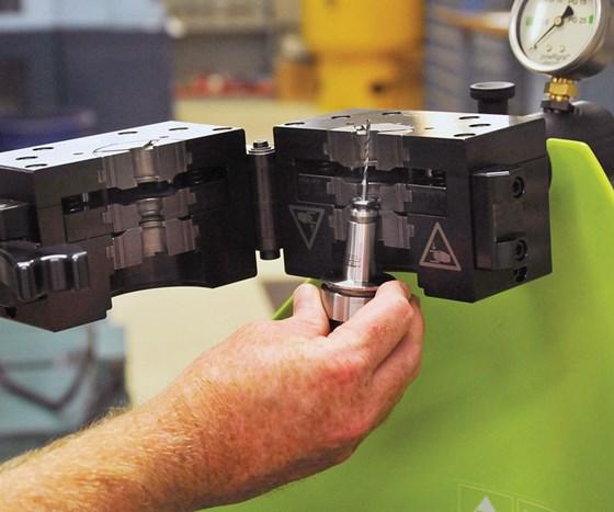 toolholder