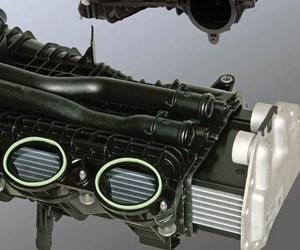 MAHLE's heat exchanger/intake