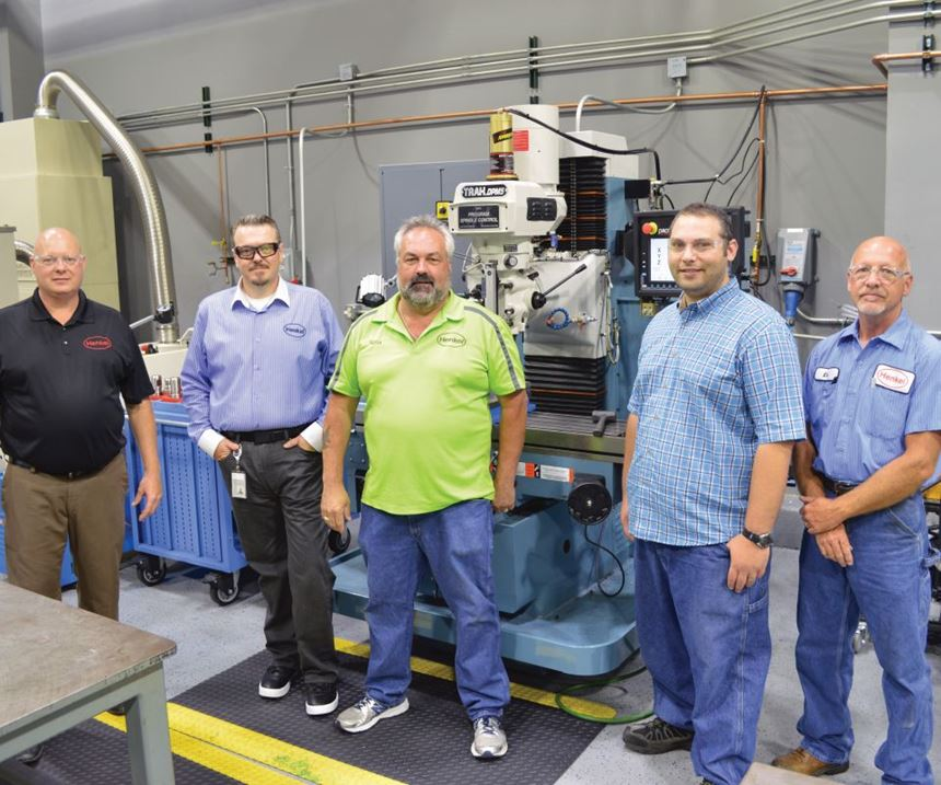 Henkel Richmond toolroom