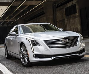 The 2016 Cadillac CT6 has received many accolades—including a technical award for the overall approach  that the engineers took  to reduce mass.