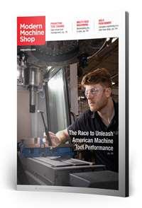 October Modern Machine Shop Magazine Issue