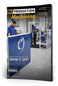 October Modern Machine Shop Magazine Issue