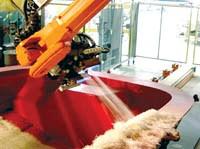 RIMFIRE robot end effector