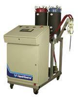 Resin machine