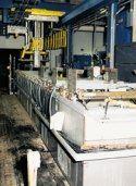 New automated electropolishing line