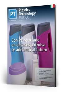 Octubre Plastics Technology México número de revista