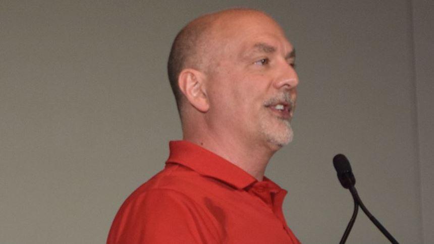 Paul Bates, UL AMCC