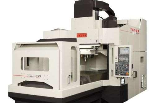 Yasda YBM 9150 CNC jig borer