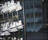 Burkard electrocoat system