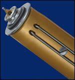 Control gate nozzle tip design