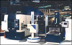 Graphite milling machine