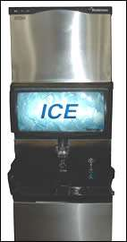 Scotsman's award-winning ice maker