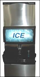 Scotsman's award-winning ice maker