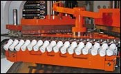 Industry's Largest Injection-Blow Unit
