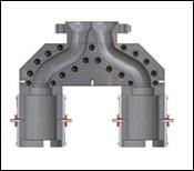 Mono and Dual Strand PVC Profile Dies Trim Backpressure