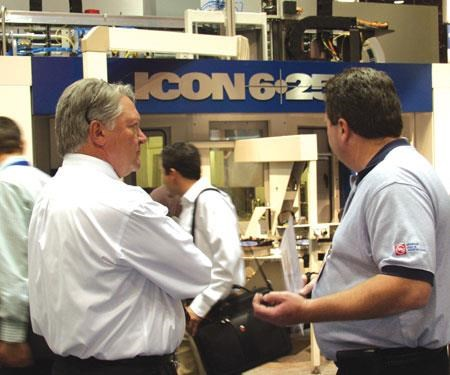 View of Icon at IMTS