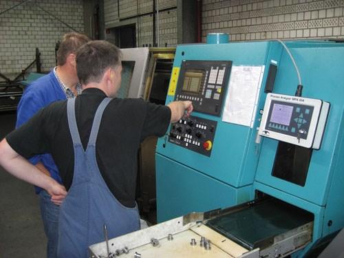 Process Monitor on machine tool