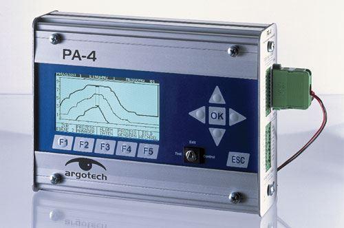 PA-4 processing unit