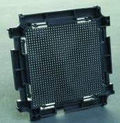 3-square-inch insulator cap