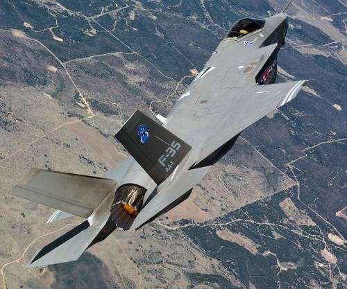 F-35 CTOL version