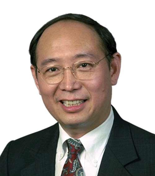 Peter Wu mug shot