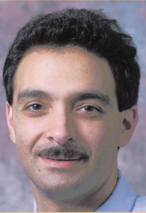 Dr. Habib Dagher mug shot