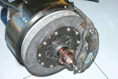 Oener - C/C brake system