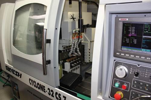 turn-mill machine