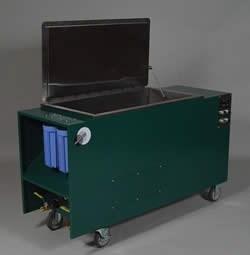 Ultrasonic tank