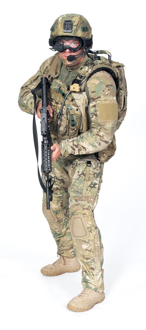 Future combat helmet: ...