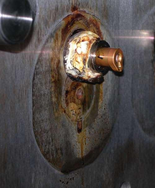 melt design nozzle