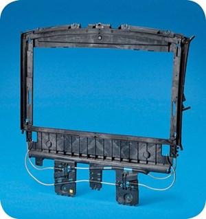 Thermylene short-glass PP from Asahi Kasei Plastics for Cadillac CTS sunroof
