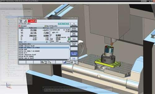 virtual machine tool