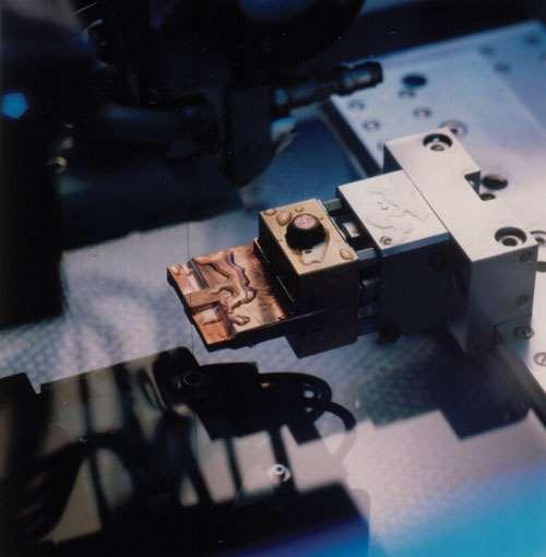 wire EDM workpiece