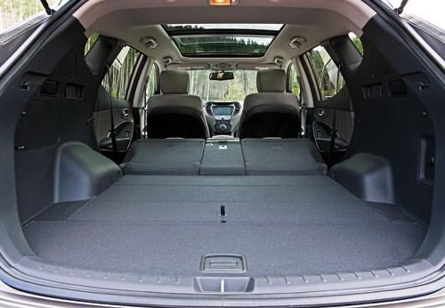 The 2013 Hyundai Sante Fe Automotive Design Production