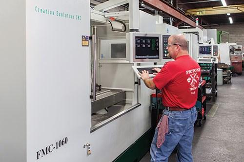 milling machine program