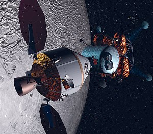 Orion: Composite tanks' ticket to space?