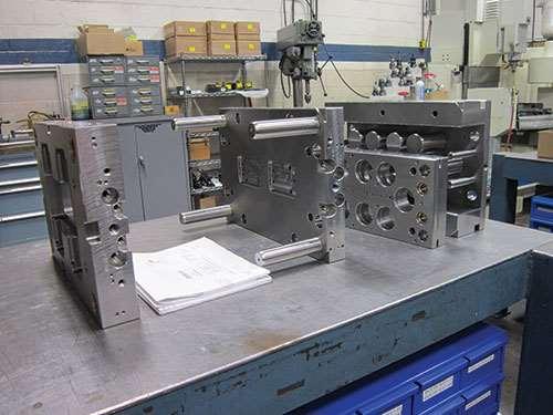 mold assembly