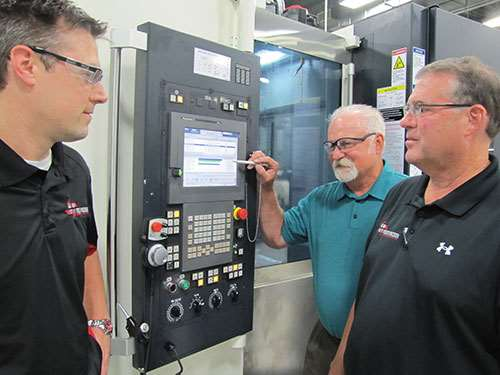 Pointe Precision's employees