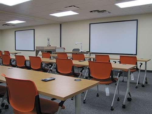 training facility