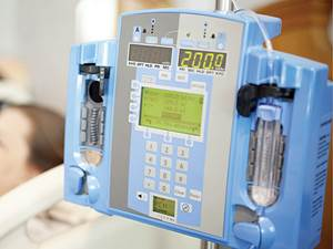 Touch-Sensitive Control Surfaces:  The Next Thing in Medical Technology?