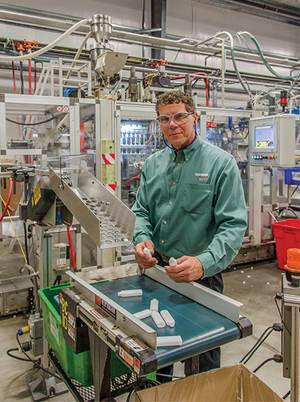 How Currier Puts the 'Custom' In Custom Blow Molding