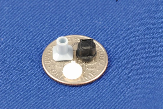 micro molded medical parts