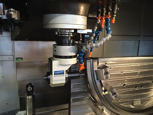 What To Consider When Adding Angle Heads Modern Machine Shop