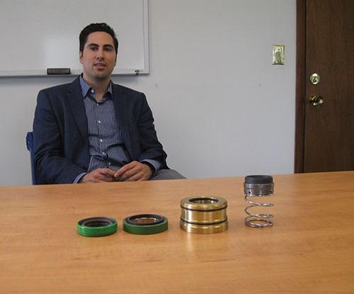 CEO Tom Hilaris