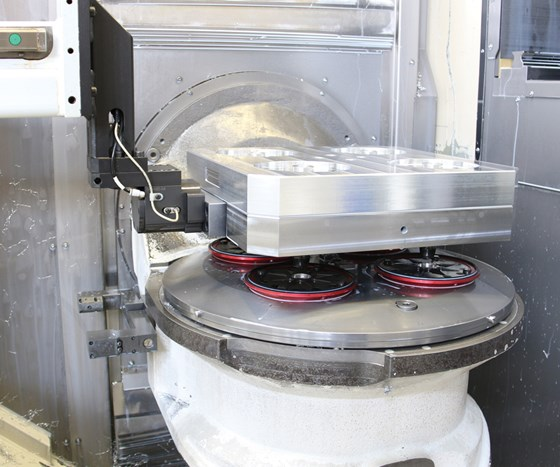 automated clamp system