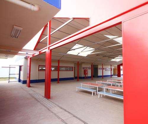 MVC's school building