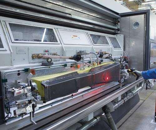 Automated CNC mills